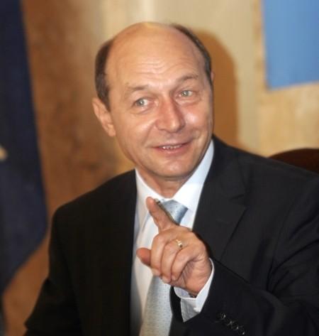 Munca lui Băsescu