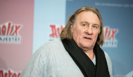 Presedintele Putin este iubit de Depardieu