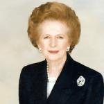 Thatcher, prim ministru femeie