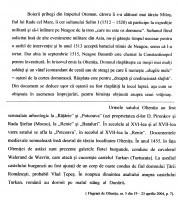 Articol scris de domnul Done Şerbănescu