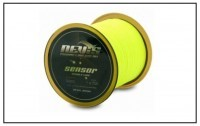 Fir Monofilament NEVIS Sensor Fluo 0.30mm| 1000m| 11.9Kg| Galben