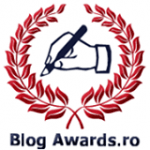 Articol scris ]n campaniile BlogAwards