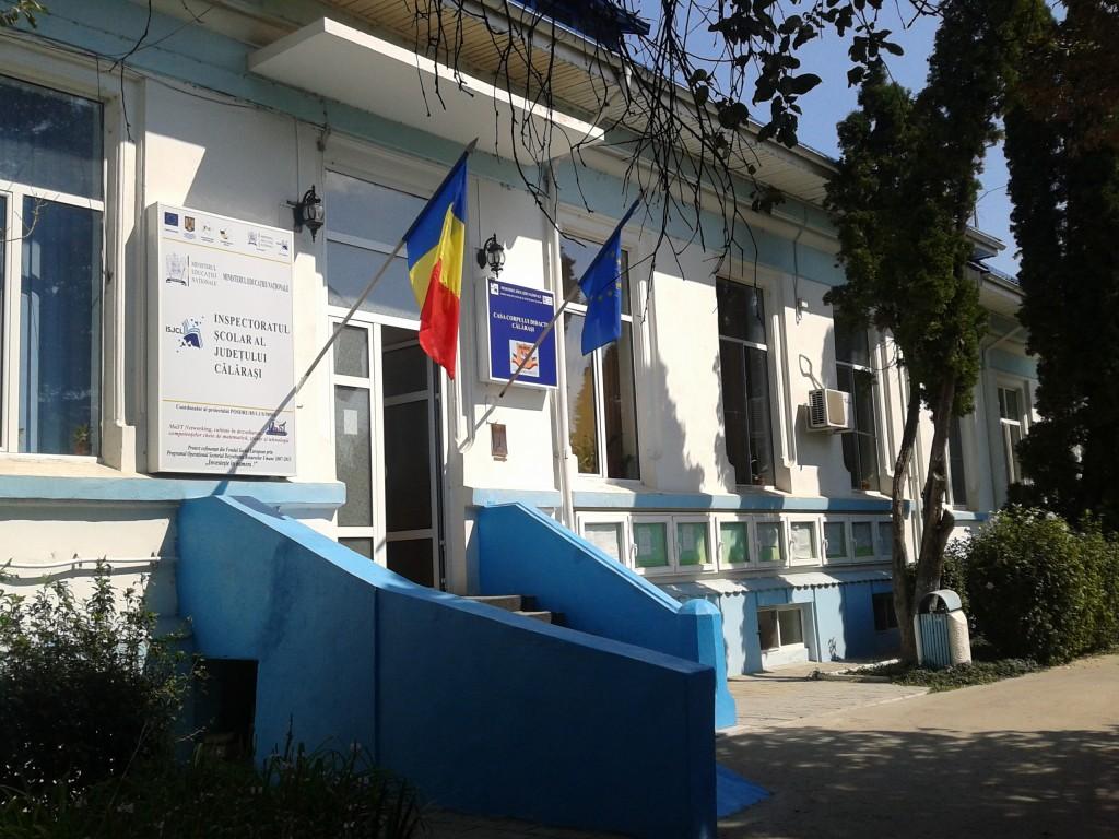 Inspectoratul Școlar Călărași