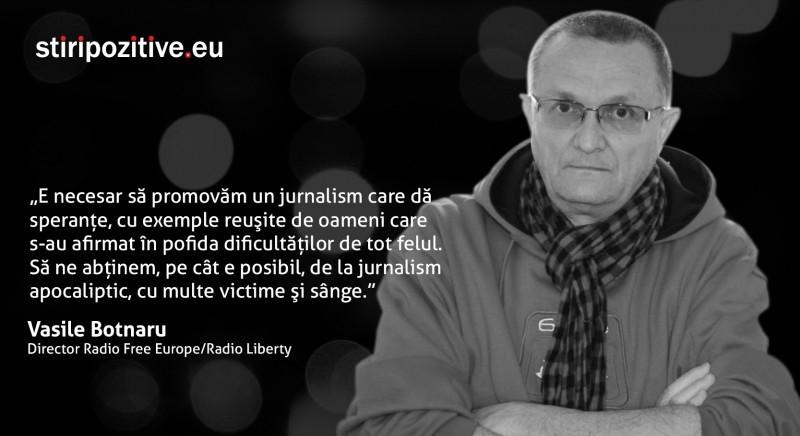 Jurnalisti model: Vasile Botnaru