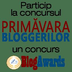 """Articol scris în concursul """"Primavara Blogerilor"""""""