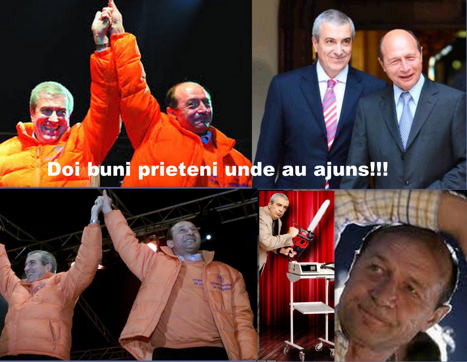 Tariceanu vrea capul lui Basescu