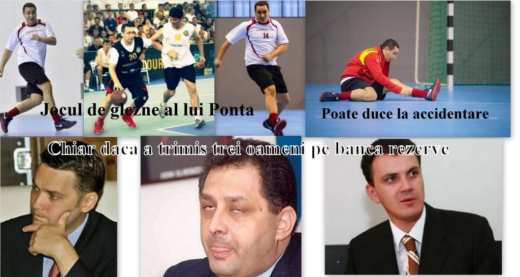 Jocul de glezne al lui Ponta