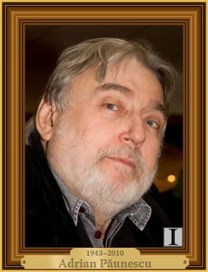 Adrian Paunescu, poetul generatiei mele