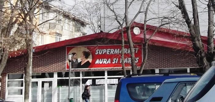 Aura şi Rareş Supermarket