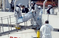 Naufragiu în Mediterana. Trupul unui emigrant înecat în naufragiu!