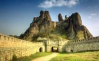 Cetetea Belogradchik  străjuită de stânci