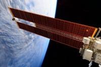 NOVINITE! Ştiri pe scurt. Uriasul panou solar al statiei internationale