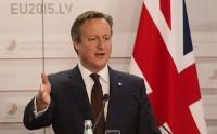 Marea Britanie! David Cameron: Mai mult de un milion de straini vor fi exclusi de la vot la referendumul pt UE. Photo: Stefan Rousseau/PA Wire