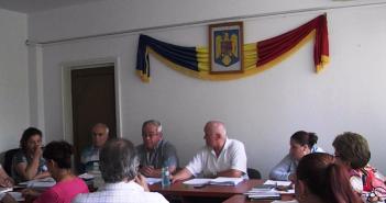 Sedinta consiliului local Oltenita 25 iunie 2015