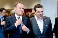 Grecia va ieși demna din clinciul cu UE şi FMI? Alexis Tsipras şi DonaldTusk