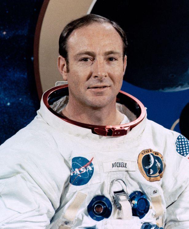 Edgar Mitchell: Al șaselea pămantean care a pășit pe lună sursă foto Mirroir