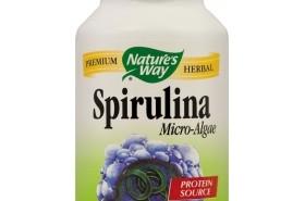 Spirulina şi alte produse naturiste