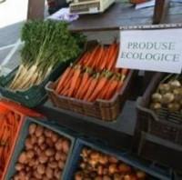 Alimente ecologice, o găselniță