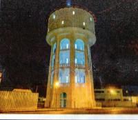 Turnul de apă din Olteniţa Kitch