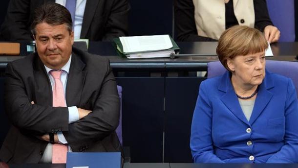 Angela -  Kaizerina Uniuni Europene înfrânte?