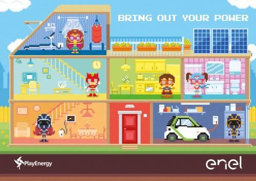 Enel România a lansat cea de-a 10-a ediție a programului educațional PlayEnergy
