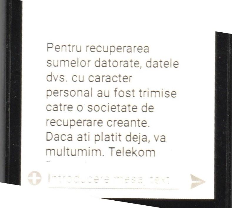 Atac terorist în România Internity și Telekom