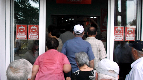 Profi, un alt magazin la Oltenița