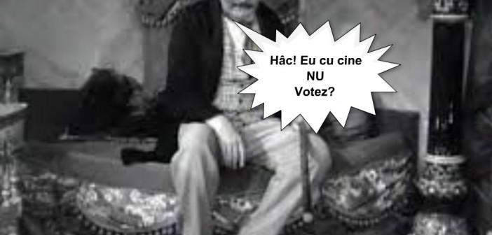Eu cu cine nu votez