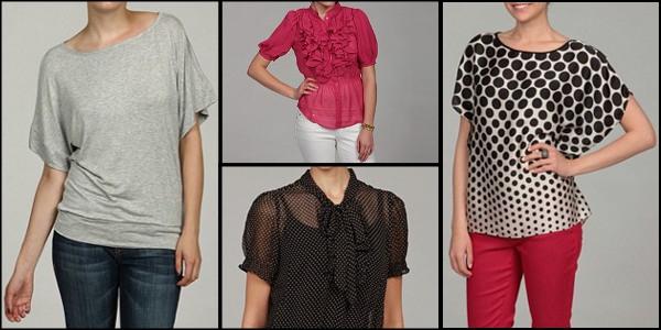 Rochii lungi și  bluzite si camasi de toamna