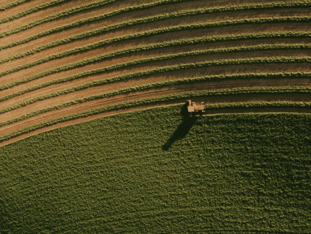 Drona utilizată în agricultură