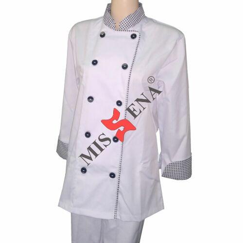 Costumul de bucatar face difernta Tunica de bucatar pentru femei