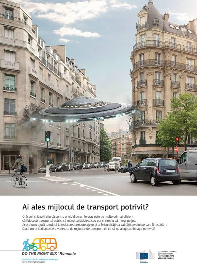 Saptamana Europeana a Mobilitatii