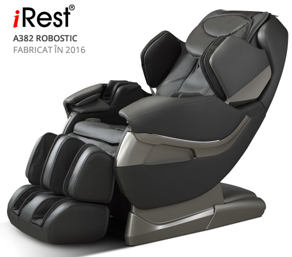 Fotoliu de masaj investiţie bună. Fotoliu de masaj Irest-A382