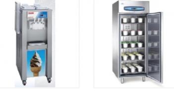 Echipamente pentru gelaterii de la SDS Group