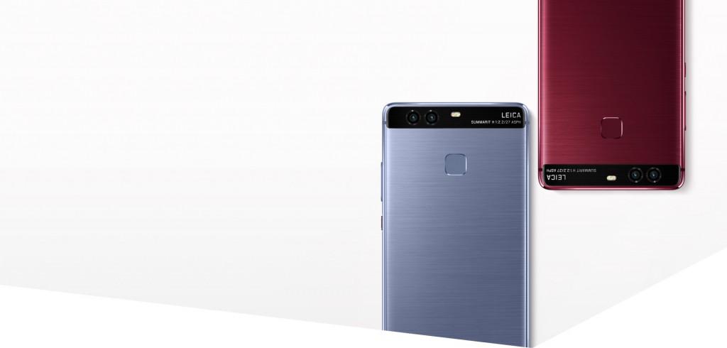 Samsung, Huawei și Apple,