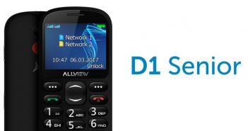 Allview lanseaza doua telefoane destinate seniorilor