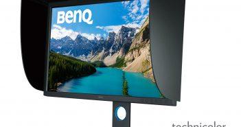 BenQ lansează SW320, cel mai bun monitor destinat fotografilor profesioniști