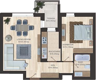 Complexe rezidentiale noi în Bucureşti