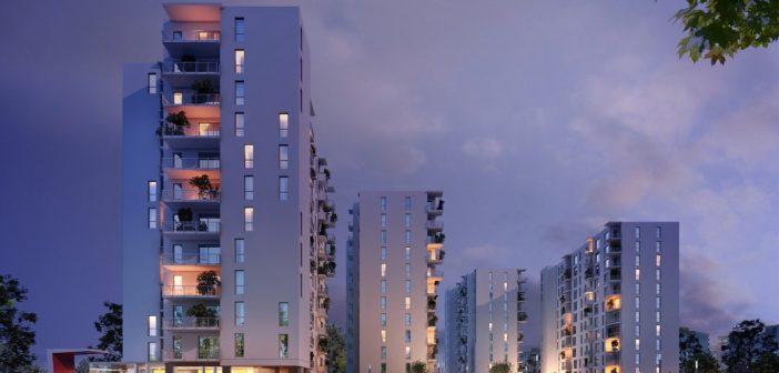 Complexe rezidenţiale noi în Bucureşti