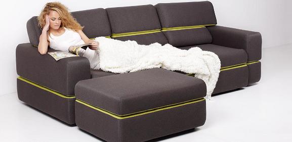 Mobilier dormitor deosebit de la Ergodesign