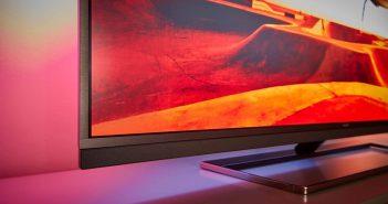 Un televizor la modă - Atractiv, subţire şi fiabil, Black Star este vârful noii game Philips TV