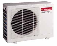 Racoare toata vara cu Aparatul de aer conditionat Ariston aly plus 35 INVERTER 12000 BTU, Clasa A++, Ultra Silent