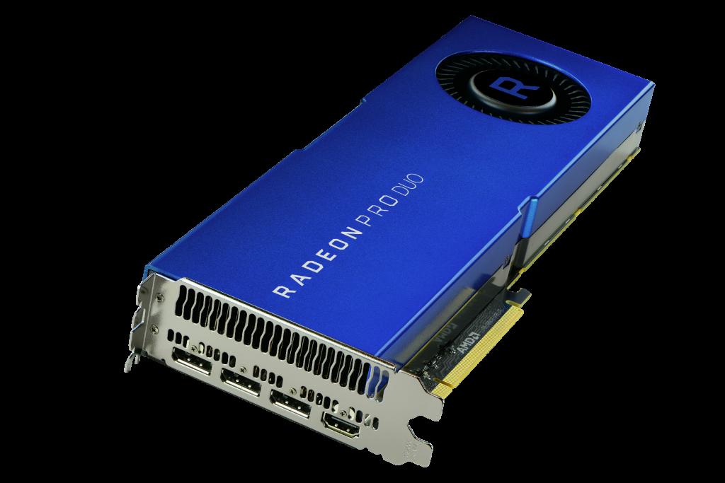 Noul Radeon Pro Duo oferă performanțe la un nivel profesional și flexibilitate pentru cele mai intense fluxuri de lucru