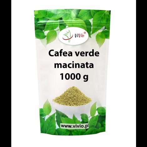 Produs naturist ce te poate scăpa de cancer! Cafea verde macinata!