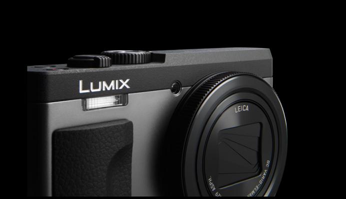 LUMIX DC-TZ90 cu superangular de 24 mm