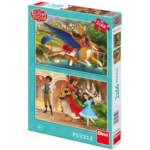 Educatia copilului tau. Dino Toys Puzzle