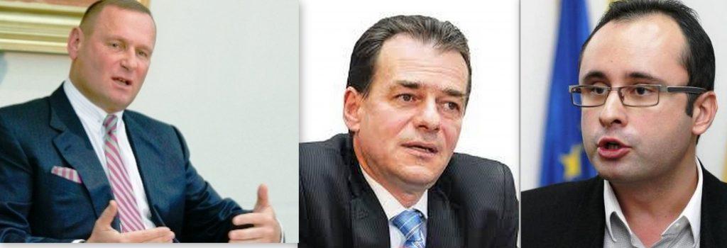 Ludovic Orban cel mai probabil noul preşedinte PNL.