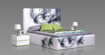Paturi tapitate, un nou mod de a dormi al romanilor