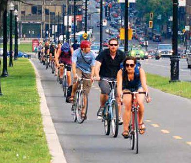 Ciclismul este o optiune sanatoasa
