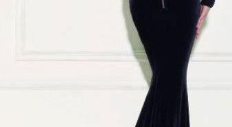 Istoria rochiei de seara